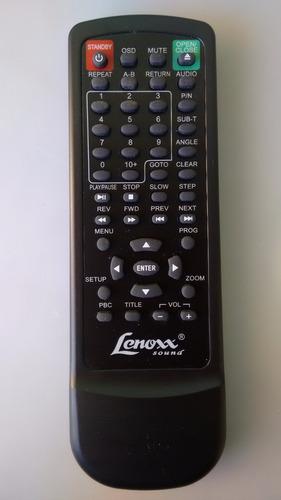 controle dvd lenoxx dv-431 versão antiga original