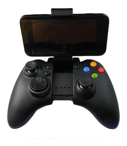 controle gamepad bluetooth wamo pc tablet cel android iphone