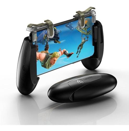 controle gamesir f2 gatilho l1 r1 pubg free fire android ios