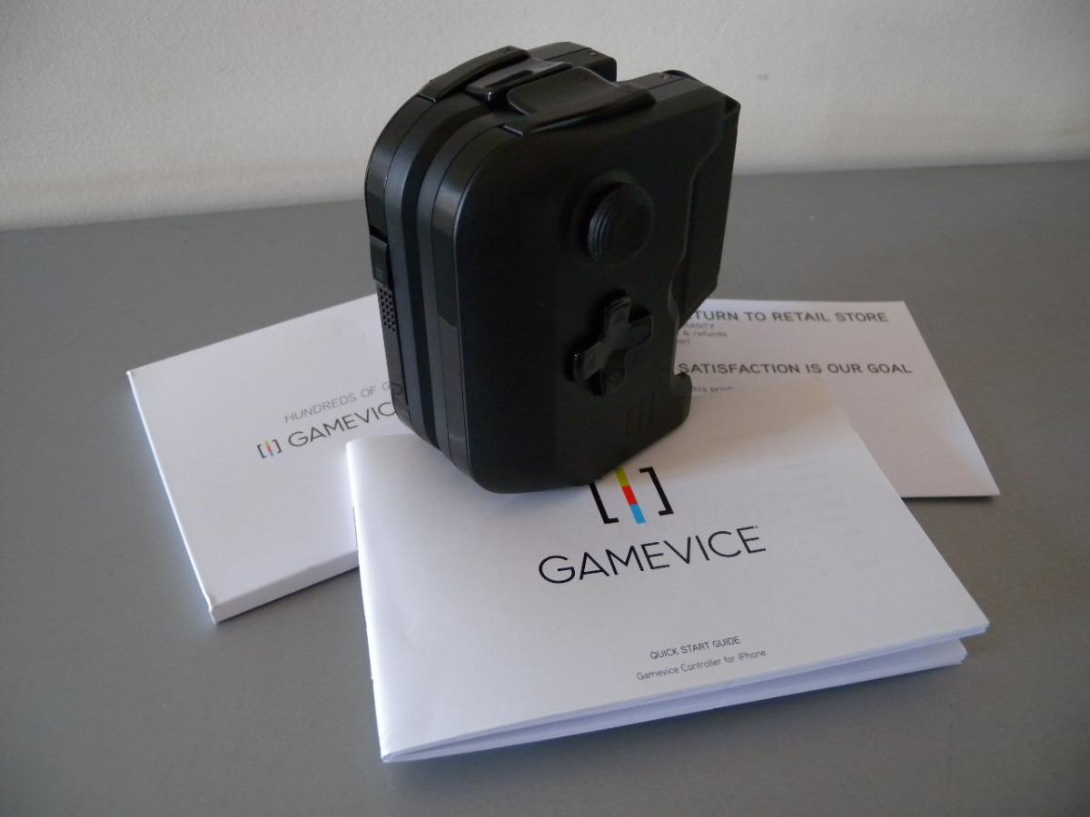 Controle Gamevice Gv157 Para iPhone Jogos Games