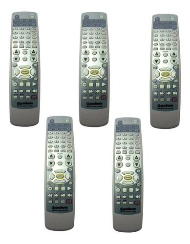 controle gradiente tv dvd vcr cable gn-29md kit 5 pc atacado