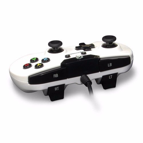 controle hyperkin x91 branco para xbox one and windows 10