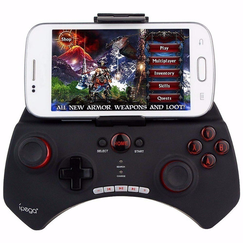 controle joystick bluetooth ipega 9025 celular iphone galaxy