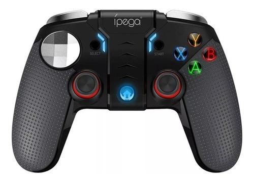 controle joystick ipega 9099 vibração android - promoção