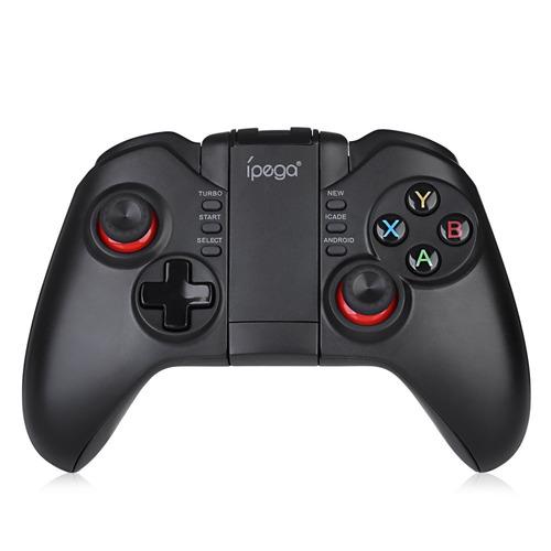 controle joystick ipega bluetooth 9068 android pc novo