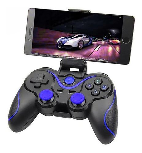 controle joystick ipega ios android celular manete bluetooth