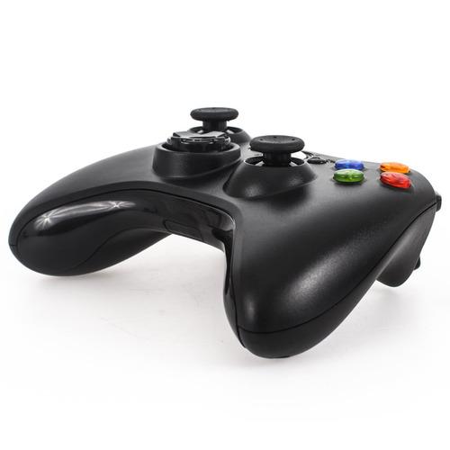 controle joystick usb pc estilo xbox knup kp-4033 vibração