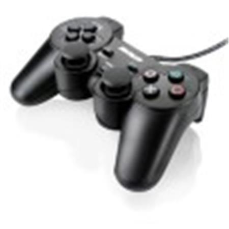controle joystick  usb - ps3 / pc multilaser - js062