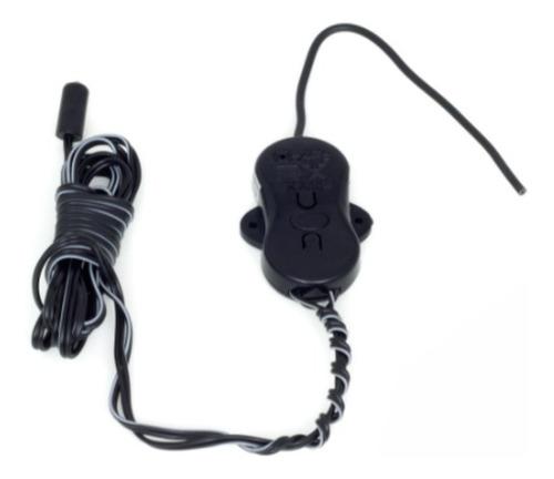 controle longa distância jfa k600 + central cor preto cinza