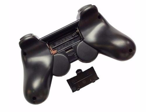 controle manete joystick ps2 feir original sem fio preto