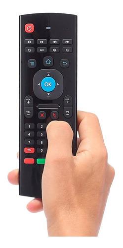 controle mouse teclado