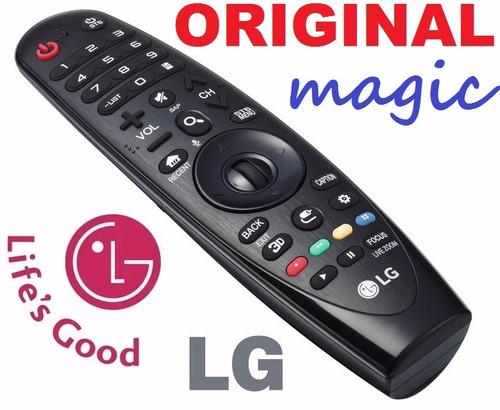 controle original lg tv smart magic motion control an-mr650