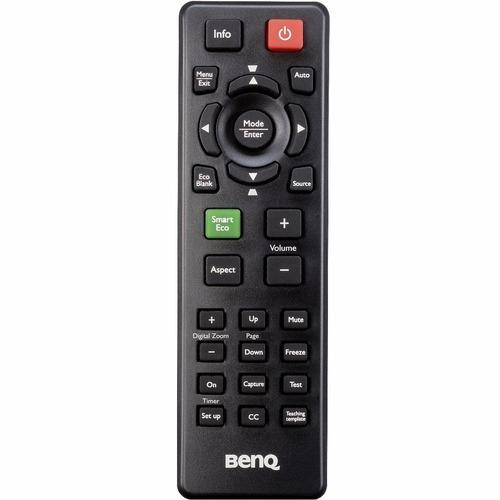 controle original projetor benq mp515 mp515st mp522 mp522st