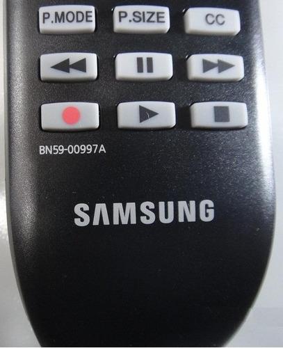controle original samsung ln26d450 ln32b530 ln32b550 b2330hd