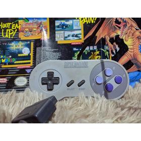Controle Original Super Nintendo Snes