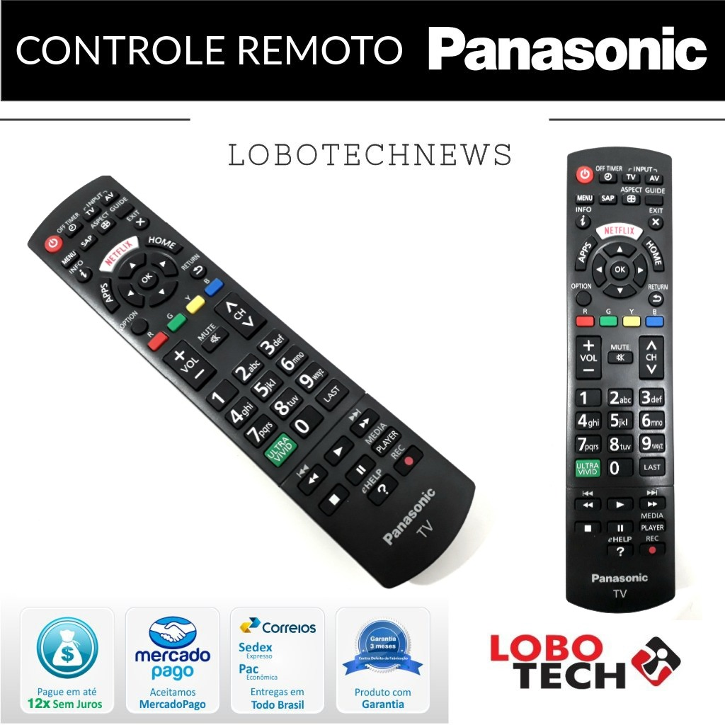 Panasonic Viera TC-55CX640B TV Driver (2019)