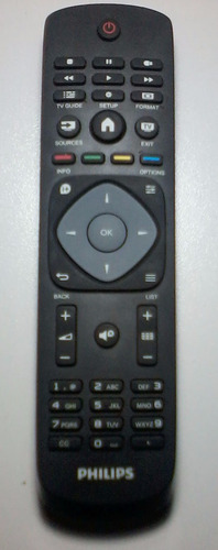 controle original tv philips led 32'' pfg500-phg500-phg4900