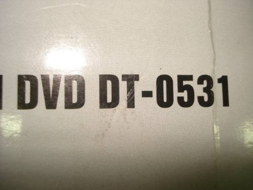 controle p/ dvd  cyber dt -0531