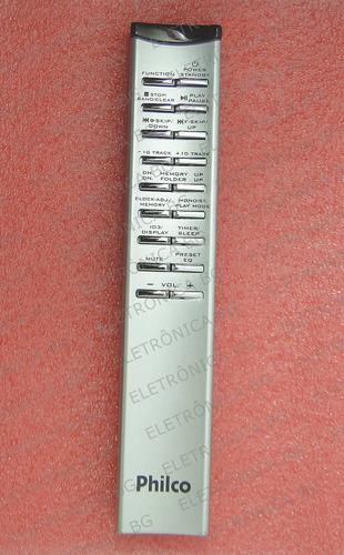 controle para minisystem philco msp210 n msp210 n2 original