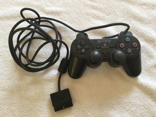 controle para playstation 2.