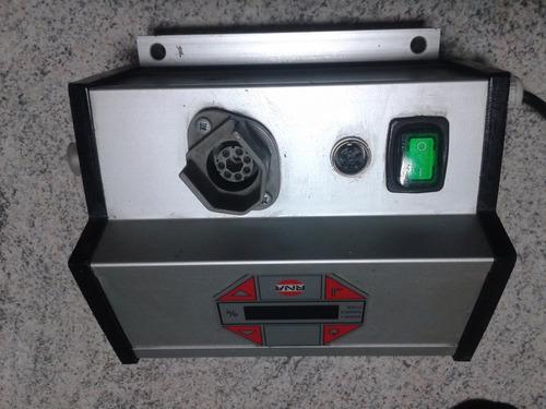 controle para tanque vibratorio  rna  modelo  esk 2000