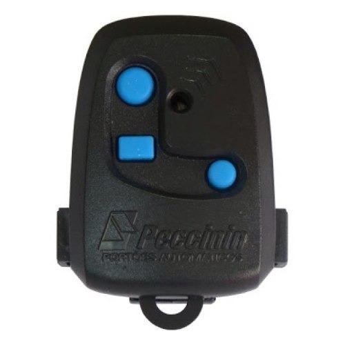 controle peccinin original preto 433 mhz