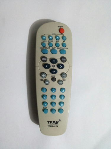 controle philips para tv antiga. de tubo