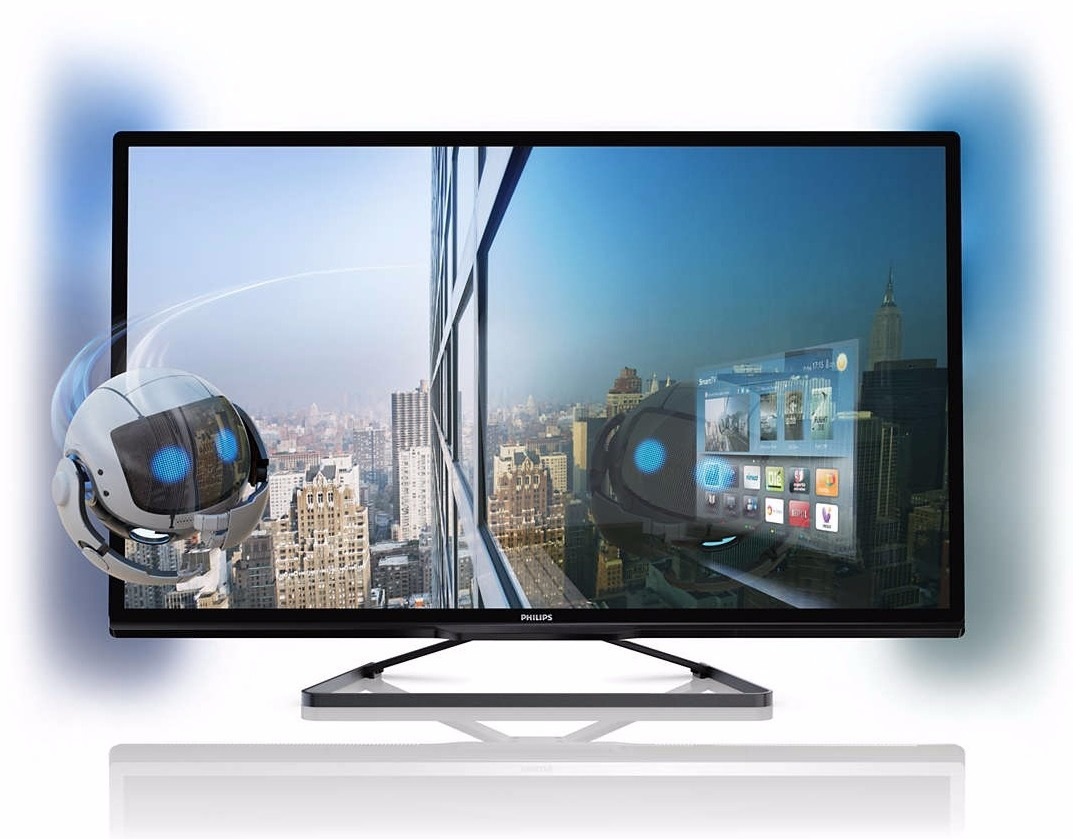 PHILIPS 32PFL7606D/78 LED TV 64X