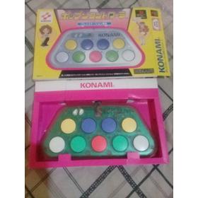 Controle Pop'n Playstation 1 Ps1 Ps One Original E Novo