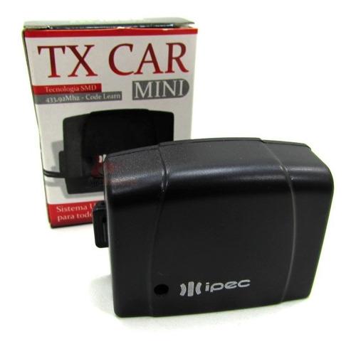 controle portão eletronico acionamento farol carro tx car