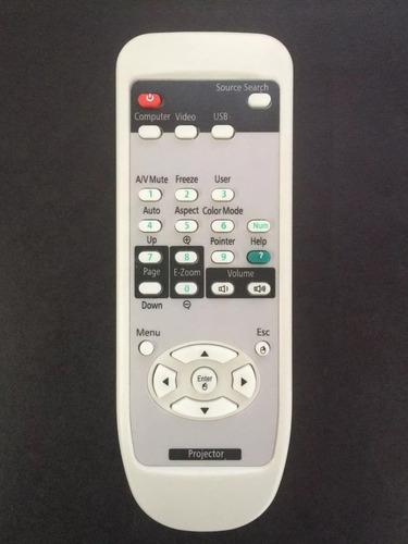 controle projetor epson s3 s4 s5 s10 powerlite
