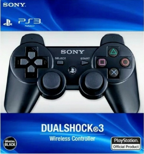 controle ps3 original dualshock 3 original (importado)