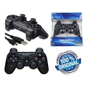 Controle Ps3 Original Sony - (2 Unid.) Melhor Preço Do Ml