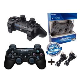 Controle Ps3 Original Sony -  Kit 2 Unid. Promoção
