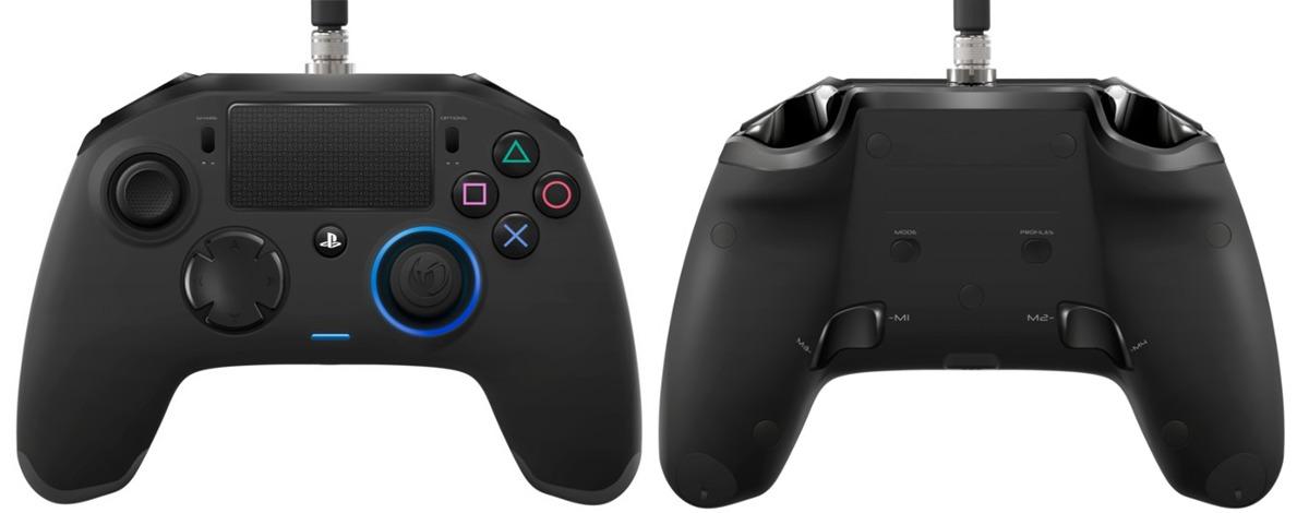 Controle Ps4 Nacon Revolution Pro Dualshock Oficial Original - R$ 539,00 em Mercado Livre