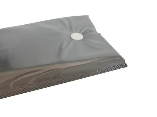 controle receptor lb sat lb-3000 + capa reforçada + pilha
