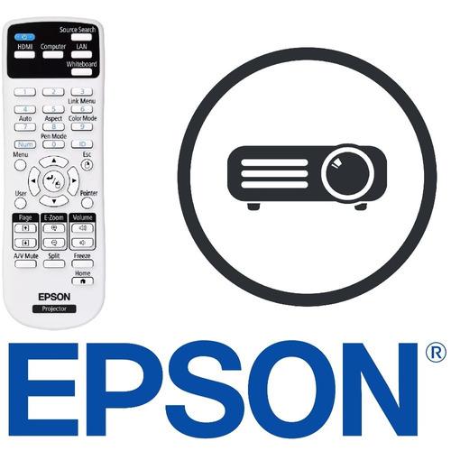 controle remoto 100% original projetor epson s5 s5+ 77c 260d
