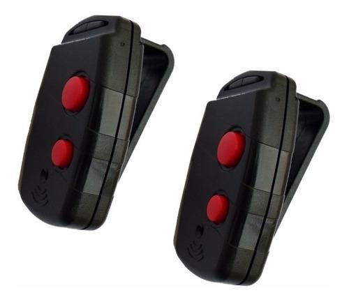 controle remoto 2 peças para portão e alarme 433mhz
