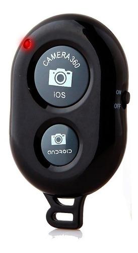 controle remoto bluetooth celular self  android e ios