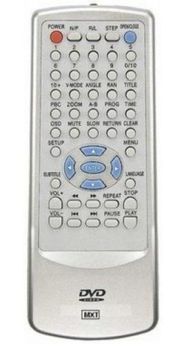 controle remoto dvd precision  pvd 963,260,280k,863t