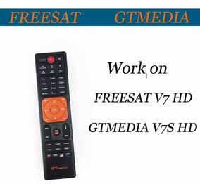 Controle Remoto Freesat V7s