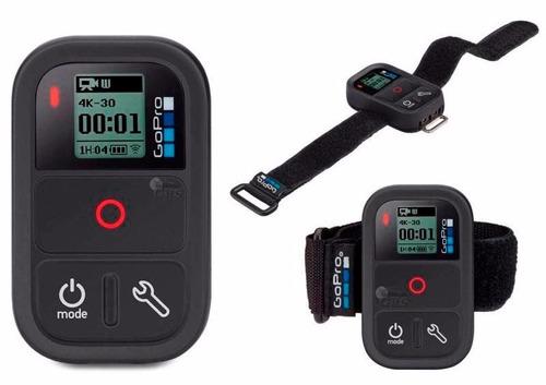 controle remoto gopro hero 3-4-5-6 e 7 wi-fi smart armte-002