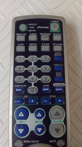 controle remoto gradiente dvd