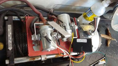 controle remoto guincho eletrico 12v