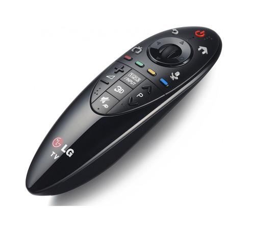 controle remoto lg an-mr500g an-mr500 - p/toda linha lb6500