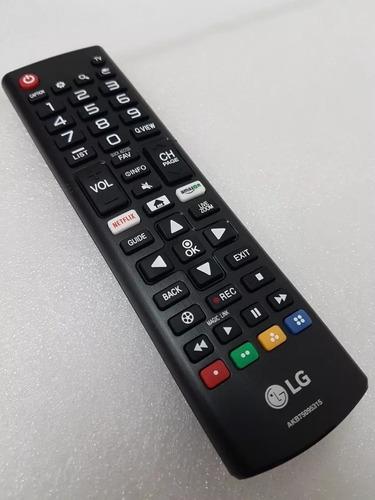 controle remoto lg original 43lj5500 49lj5500 32lj600b novo!