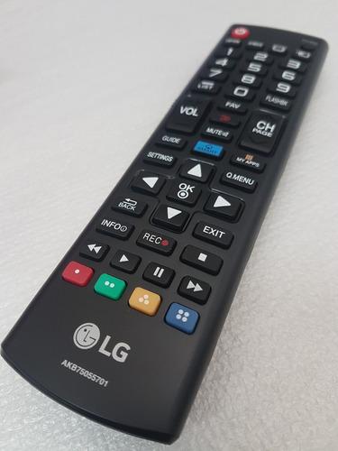 controle remoto lg smart 3d original p/ todas smartv 3d novo