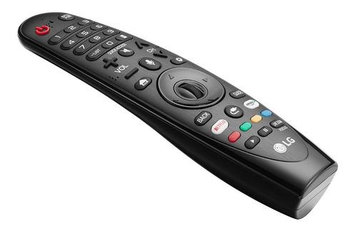 controle remoto lg smart magic tv 50uk6520psa - original