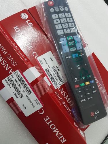 controle remoto lg smart myapps akb73756524 todas - original