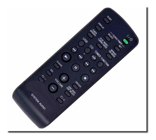 Controle Remoto Mini System Sony Hcd-ex880
